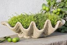 By the Shore — Nautical Decor / These marine-themed accents look great in any outdoor space, and many of these items can also double as indoor decor so you can easily create a unique nautical look. Browse our full selection at LandscaperOutlet.com!