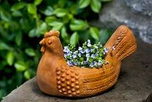 Easter Outdoor Accessories / Prepare your lawn, garden or patio for Easter and other spring activities at www.LandscaperOutlet.com!