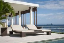 Luxury Outdoor Furniture / The beauty of elegant design meets high style and function in our luxury outdoor collections. Visit www.LandscaperOutlet.com and browse our wide selection.