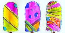 Spring & Summer Art Projects for Kids / Summer Art Projects, Sun Art Projects for Kids, Sandcastle Art, Flower Art Projects, Summertime Art, Spring Art Projects with Kids, Spring Flowers