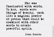 Words & Stuff / by Tara