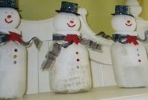 Oh, How I Love Snowmen!!!
