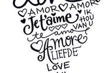 Faire le joli coeur... / by Les p' tits les arts