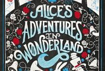 Alice in Wonderland / by Les p' tits les arts