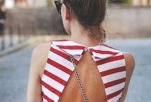 Summer fashion / by Sally