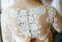 Vintage & Lace Wedding Ideas / Lots of amazing vintage wedding accessories, jewellery with diamantes and pearls and vintage lace touches.