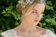 Wedding Accessories UK , Hairstyles & Ideas / Great #UK #wedding #hair #accessories & hairstyle ideas. Top tips on how to get the look. Bridal hair styles for long short and medium length hairstyles.