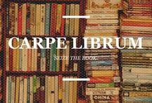 Books!! / by Sarah Verhaeghe