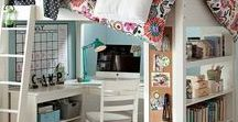 Kids Rooms / Fun decorating styles and how-to's for boys and girls rooms