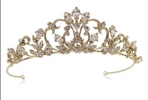 Gold Wedding Hair Accessories / Gold Wedding Hair Accessories