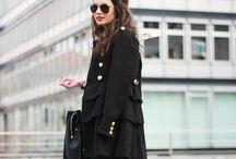 Winter fashion / by Sally