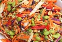 Food: Salads / by Diane Rankin