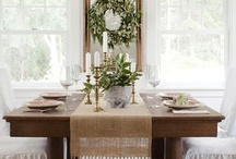 Dining in style / Sumptuous feasts & memorable meals