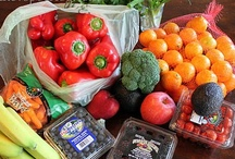 Food: Vegies and Fruits / Vegetable and Fruits Sides / by Diane Rankin