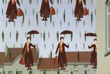 Mary Poppins / by Les p' tits les arts