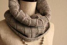 Knitting and crochet / by Myra Mahy