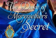 The Duke of Morewether's Secret / by Amylynn Bright