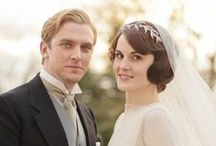 Vintage Wedding Accessories & Style / Luxurious wedding accessories & tiara headbands inspired by 1920 and 1930. We love the vintage style in Downton Abbey & Mr Selfridge. JUST DIVINE.