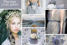 Lilac,Lavender,Silver & Grey Wedding Ideas / Purple,lilac,lavender, grey & silver wedding ideas, receptions,accessories & all the other bridal bits for you to enjoy.