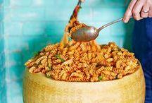 Pasta, per favore! / Yummy pasta ideas.