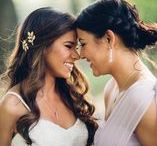 Civil Partnerships Two Brides / Civil Partnerships Two Brides how gorgeous are these lovely brides very beautiful gay lesbian weddings