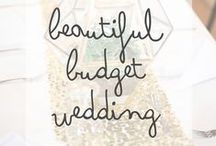 Budget Wedding - Group Board / Lots of affordable wedding ideas, accessories & DIY ideas for a budget wedding you day will still look amazing.