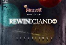 #Burlesquexperience III REWinciando / Inicio de la tercera temporada BurlesqueXperience