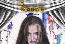 """#Burlesquexperience III INSPIRATION / """"...que la INSPIRACIÓN te pille trabajando..."""""""