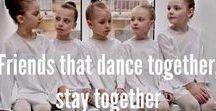 dancing.....
