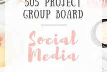 Social Media - 505 Project Group Board / This is a group board for members of the 505 Project and it is by invitation only. Limit of 5/pins per day, nothing for sale, please stay on topic.#SocialMedia #Marketing #Pinterest #Facebook #Instagram #Twitter #SocialMarketing #Advertising #SEO #Strategies #HowTo
