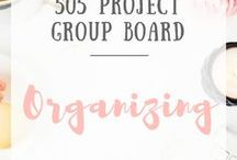 Organizing - 505 Project Group Board / This is a group board for members of the 505 Project and it is by invitation only. Limit of 5/pins per day, nothing for sale, please stay on topic #organizing #decluttering #timemanagement #planners #bulletjournals #homemaking #housekeeping #flylady #cleaningtechniques #homeorganization #businessorganization #organizingsupplies #cleaningtechniques #homeandgarden