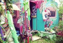 bOhO ~ fLea market ~ vintage STYLEs / Bohemian flair, treasures frOm the flea market, & elements Of vintage style . . . they all hOld a special place in my heART, ya knOw?