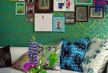 Color Inspiration Green / by Cynthia Tanfield Rivenbark