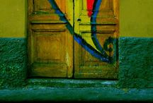 ~o~  doors then and now  ~o~