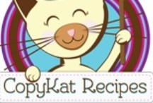 Copy Cat Recipes / by Shannon Sirevaag