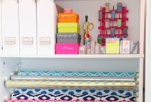 Organization + cleaning = happiness / I am a tad O.C.D. and these organization and cleaning ideas make me swoon with happiness! / by Tasha @ Designer Trapped in a Lawyer's Body