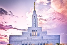 I Love to see the Temple :) / by Cymoni Larsen