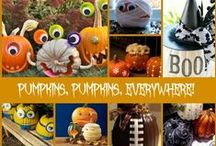 Halloween / by Saving by Design | Frugal Living / Easy DIY Projects / Crafts for Kids / Family Recipes