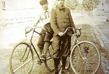 Vintage / Fotos vintage de bicicletas.