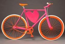 Designer Bikes / Los grandes diseñadores ponen su estilo personal a la bicicleta.