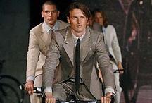 Las Bicicletas en las Pasarelas / Las Bicicletas también se ven en las pasarelas de moda.