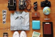 w h a t . t o . p a c k ? / Travel tips 101: Don't leave home without some of the best jetset style and products.  www.jetsetfam.com / by the jetset family  / nicole standley