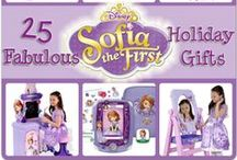 Sofia the First Birthday / This started out as a board for my 3-year-old daughter's birthday since she is in love with Sofia!  It's now where I pin all kinds of fabulous Sofia finds.  Enjoy! :)