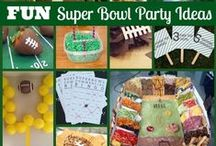 Super Bowl / by Saving by Design