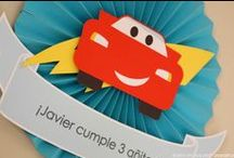 Disney Pixar Cars Party Ideas / by Honey + Lime