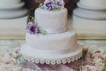 Lace Cakes & Decorations / This seasons lace themed cakes and decorations......so pretty