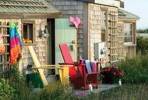 Camp, Cottage, Challet... / by Claire Allen