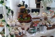 Candy Carts & Cookie Bars