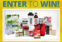 in it to WIN IT / Contest Board- present and past- Can't win if you don't enter. If the entry form no longer exists looks like you missed! / by TasteforLife
