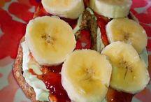 Good Eats Light Breakfast